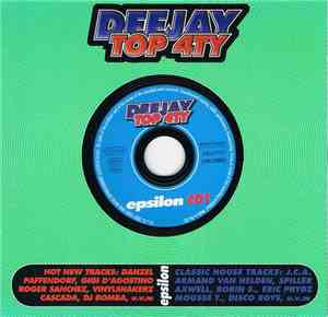 Various - Deejay Top 4ty Epsilon