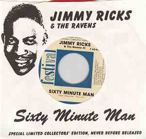 Jimmy Ricks  The Ravens - Sixty Minute Man  Youve Got Just What I Need