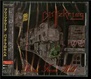 Blitzkrieg  - Back From Hell