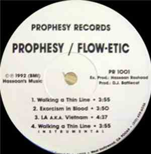 Prophesy   Flow-Etic - Walking A Thin Line download