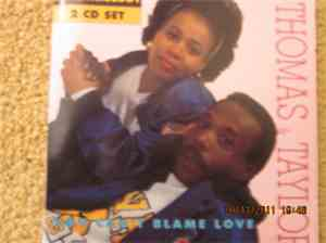 Thomas  Taylor - You Cant Blame Love - An Anthology