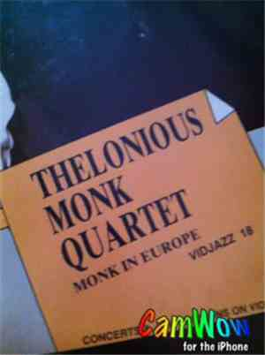 Thelonious Monk - Monk In Europe