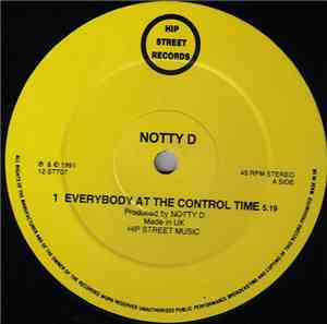 Notty D - Everybody At The Control Time download