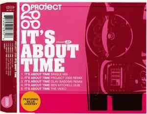 Project 2000 Featuring Billie Godfrey - Its About Time