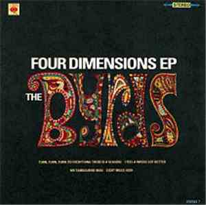 The Byrds - Four Dimensions E.P. download