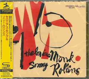 Thelonious Monk  Sonny Rollins - Thelonious Monk  Sonny Rollins